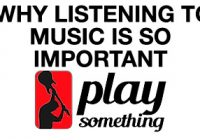 Why Listening To Music Is So Important