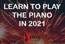 play piano 2021